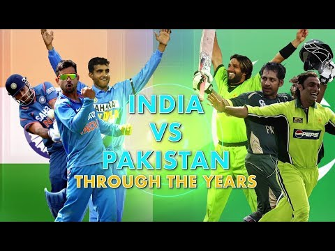 Champions Trophy 2017: India vs Pakistan - Through the Years at ICC tournaments