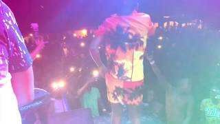 TROUBLEBOY HITMAKER - Pa Panike Live Performance at Labadee