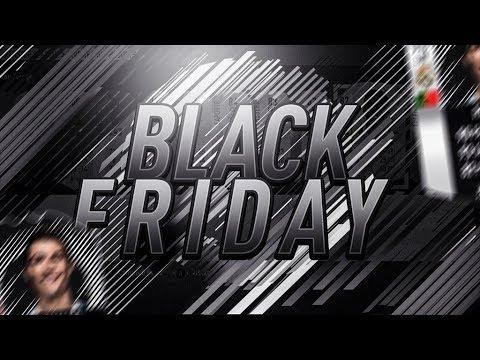 Black Friday Crash Watch #8 - FIFA 18 Investment Series (Big Market Rebound / BF Plans)