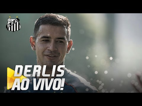 DERLIS GONZÁLEZ | COLETIVA AO VIVO (01/02/19)