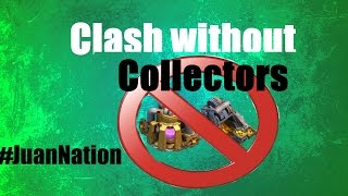 Clash of Clans without Collectors Episode 14: Cannons to Level 4, Christmas Present