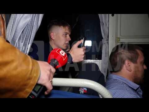 """Программа """"Спецрепортаж"""" выпуск № 171 """"В Тыве обстрелян автобус с наблюдателями и журналистами"""""""