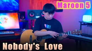 Download lagu Maroon 5 마룬 5 - Nobody's Love (송시현 기타 편곡 연주 / Fingerstyle Guitar Arranged & Cover by Sean Song)