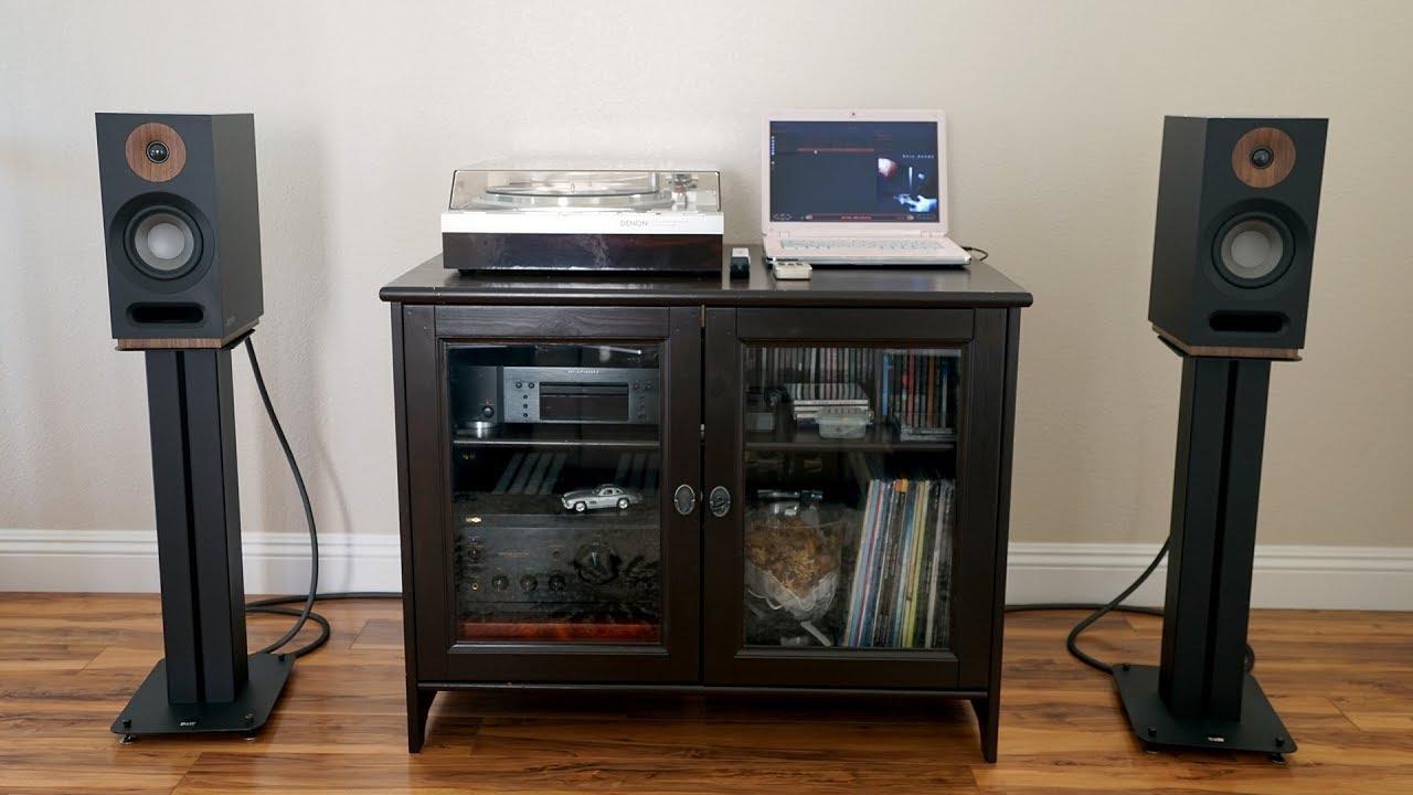 JAMO S 803 Speakers Sound Demo, Rock