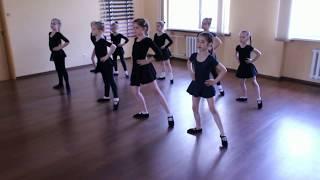 Видео-урок (II-семестр: май 2017г.) - филиал Оборона, группа 6-9 лет, Современный танец