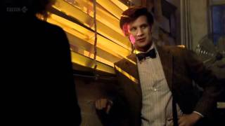 DoctorWho Confidential; Flirty River [S06E01]