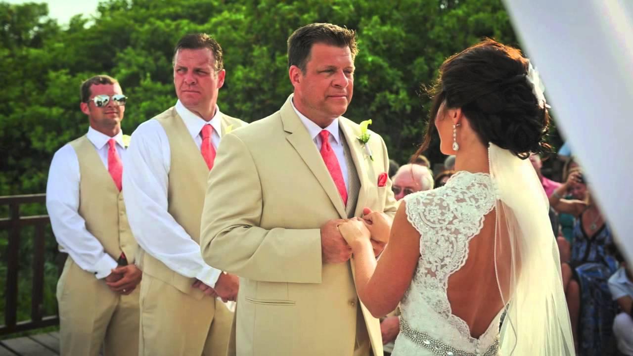 John and carmen wedding