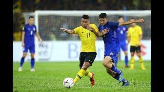 Malaysia 0-0 Thailand (AFF Suzuki Cup 2018 : Semi-finals 1st Leg)