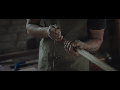 The Birth Of A Weapon. Part I. English longbow making.