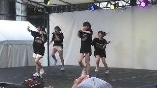8月17日ヴィーナスフォートで行われた真夏のお台場アイドルSPLASH祭...