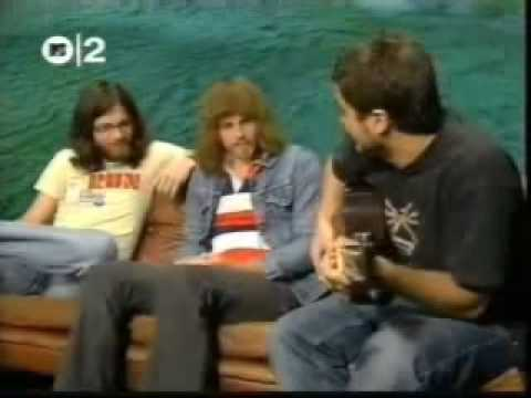 Kings Of Leon Interview on MTV's Gonzo 2003 Part 1
