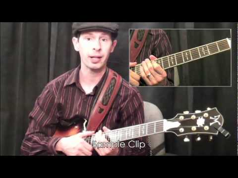 Learn Major Chord Voicings For Jazz Guitar | Elmore Music