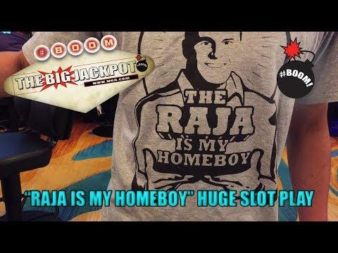 🔴Live Raja is my Homeboy Huge Slot Play💣