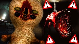 WHATEVER YOU DO DONT BLINK! || SCP Containment Breach Unity Remastered (Part 1)