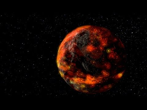 The Shrinking Expanding Moon