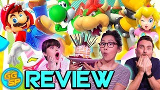Super Mario Party | Game Review