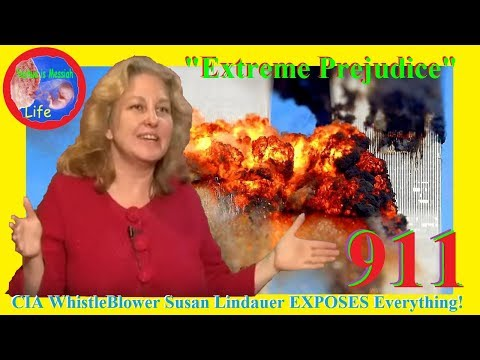 "CIA WhistleBlower Susan Lindauer EXPOSES Everything! ""Extreme Prejudice"""