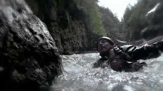 Drowning in Rapids | Bear Grylls: Escape From Hell