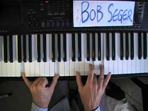 """""""Still the Same"""" Bob Seger How to play on Piano"""