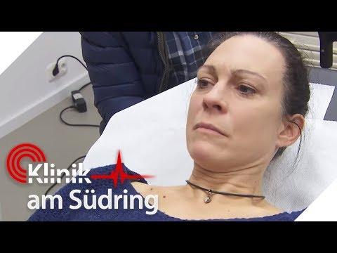 Plötzlich dünn! Wieso nimmt diese Frau immer mehr ab?   Klinik am Südring   SAT.1