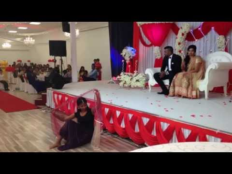 Tamil wedding dance 2016