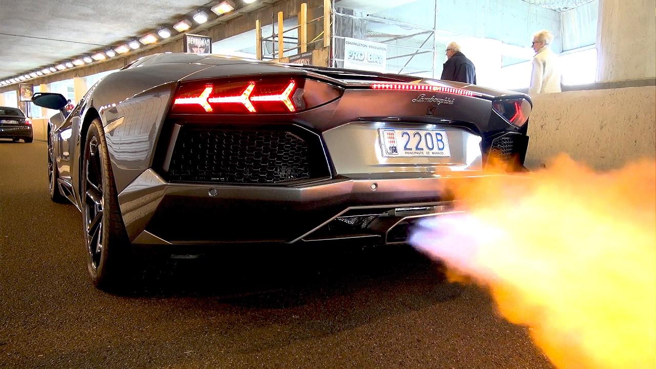 Best Of Lamborghini Sounds Huracan Aventador Reventon Youtube