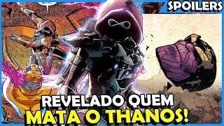 Vingadores 4: Marvel REVELA quem MATARÁ o Thanos? Olha essas IMAGENS!