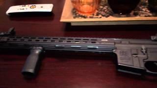 Smith&Wesson M&P 15 Sport upgrades. UTG SuperSlim free float rail.