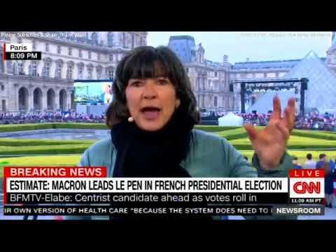 Breaking News: Emmanuel Macron Win The French Presidential Election. #France @EmmanuelMacr