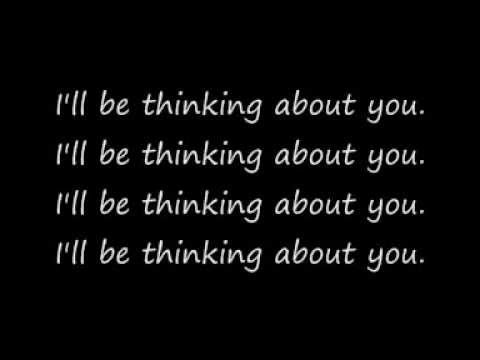 Ill Be Thinking About You Calvin Harris Feat Ayah Marar Lyrics
