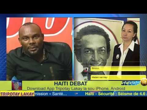 Madan Jean Dominique ap temwaye kijan e kiyes ki te voye touye mari l nan Radio Haiti -Scoop FM