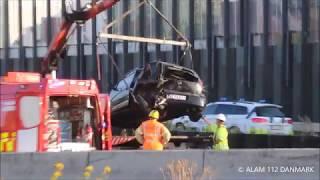 25.07.2019 - Helsingørmotorvejen spærret pga ulykke