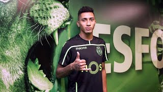 Raphinha ● Welcome To Sporting CP | V. Guimarães