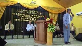Prédica - Pastor Salomón Vicente - Noemí y Rut
