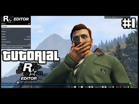 Anyone can become a GTA 5 YouTuber | Rockstar Editor tutorial | Sonny Evans