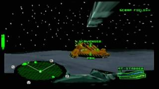 Battlezone: Rise of the Black Dogs (N64): (Pilot mode) American Mission 1: Red Arrival