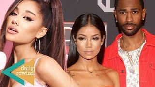 R&B Singer Jhené Aiko SHADES Ariana Grande On 'None Of Your Concern' Feat Big Sean! | DR