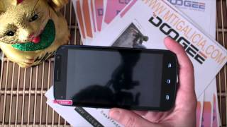 REVIEW  Doogee  Discovery DG500