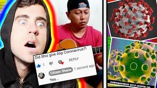 Alip Ba Ta - Belum Ada Judul (Iwan Fals) | Did I Give Alip Coronavirus? | REACTION