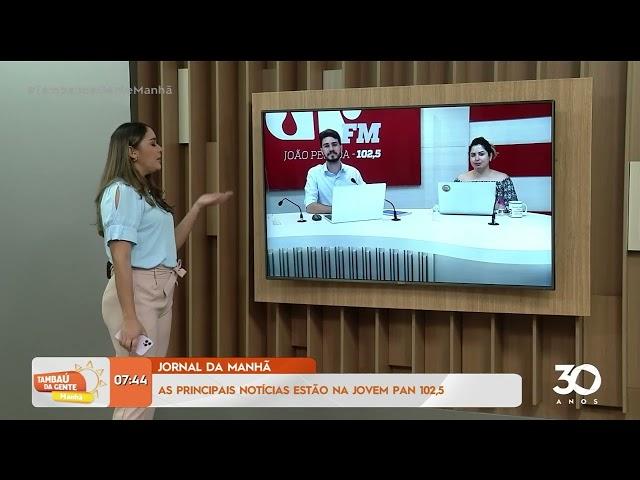 As notícias mais importantes da manhã na Jovem Pan - 7 07 2021 - Tambaú da Gente Manhã