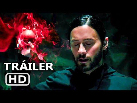 MORBIUS Tráiler Español Latino SUBTITULADO (2020) Spider-Man Saga