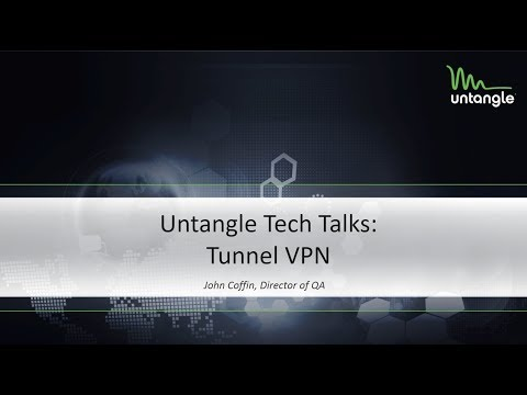 Tech Talks: Tunnel VPN