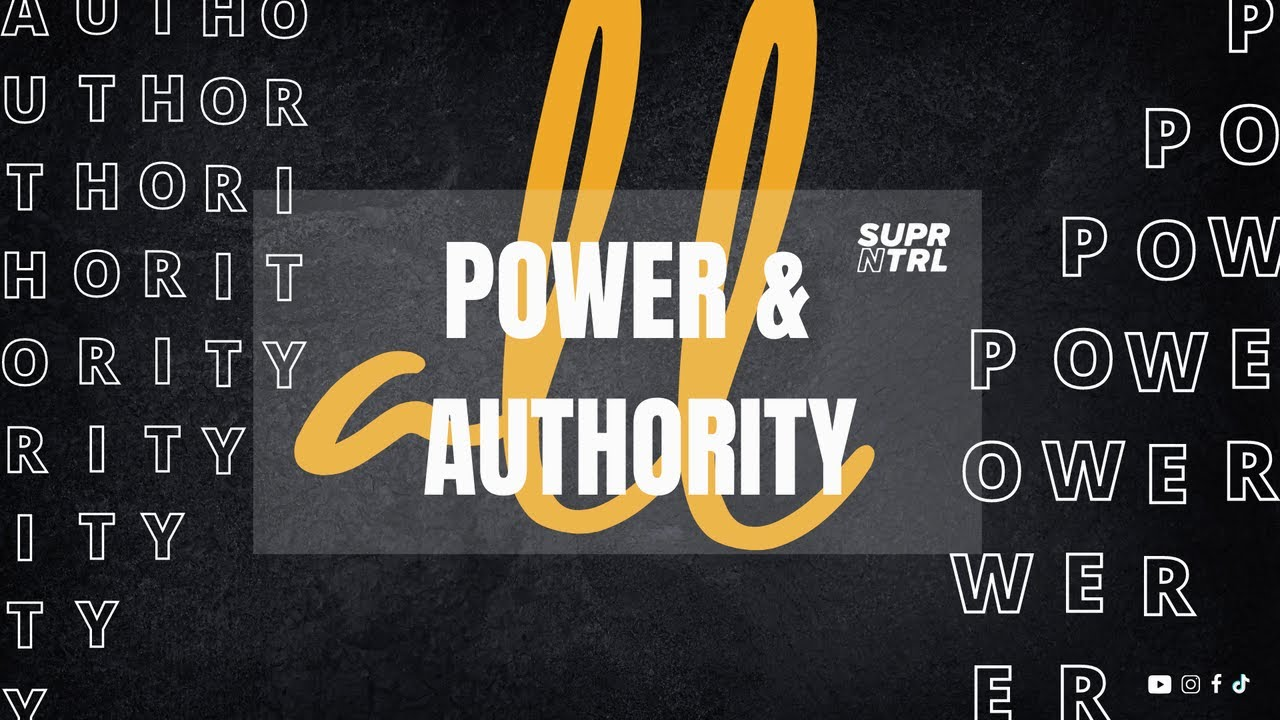 ALL POWER AND AUTHORITY