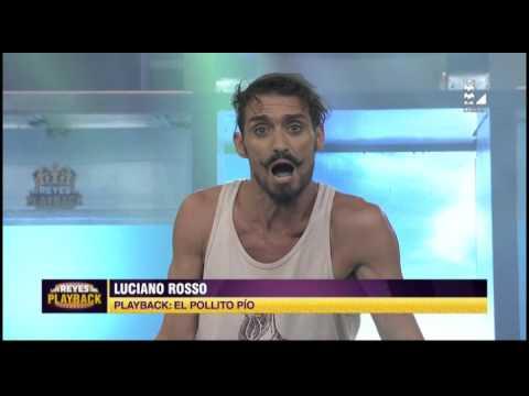 Esta es la gran presentación de Luciano Rosso de 'El Pollito pío'
