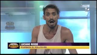 'El Pollito pío' en su mejor versión por Luciano Rosso