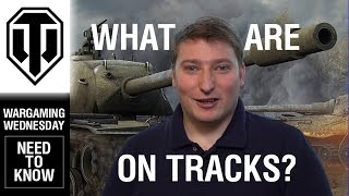 World of Tanks PC - What Are On Tracks? - Wargaming Wednesday
