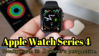 Apple Watch Series 4 - It's totally worth it! - A runner's perspective