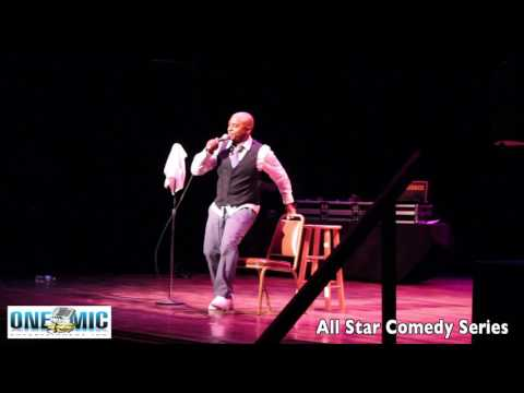 TONY ROBERTS LIVE!! Wired All Star Comedy Series