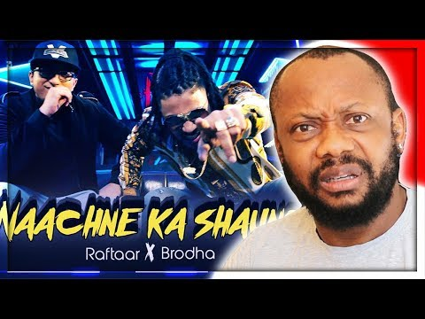 Naachne Ka Shaunq - Official Music Video | Raftaar | Brodha V | INDIAN RAP REACTION!!!