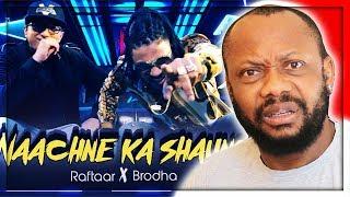 Naachne Ka Shaunq Official Music | Raftaar | Brodha V | INDIAN RAP REACTION!!!